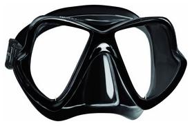 Маска для плавания Mares Wahoo, черная (411238/BK.BK)