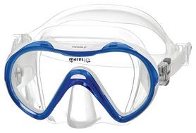 Маска для дайвинга детская Mares Vento Jr, синяя (411240.BXBLWCL)