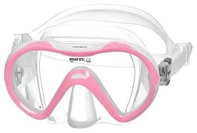 Маска для дайвинга детская Mares Vento Jr, розовая (411240.BXPKWCL)