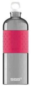 Бутылка для воды Sigg CYD Alu – розовая, 1 л (8619.70)