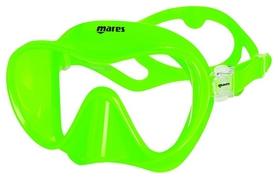 Маска для дайвинга Mares Tropical, зеленая (411246.BXGN GN)