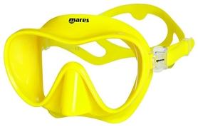 Маска для дайвинга Mares Tropical, желтая (411246.BXYL YL)