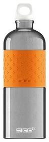 Бутылка для воды Sigg CYD Alu – оранжевая, 1 л (8619.80)