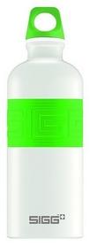 Бутылка для воды Sigg CYD Pure White Touch – зеленая, 0,6 л (8540.40)