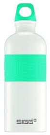 Бутылка для воды Sigg CYD Pure White Touch – голубая, 0,6 л (8621.50)