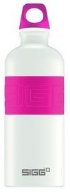 Бутылка для воды Sigg CYD Pure White Touch – розовая, 0,6 л (8540.80)