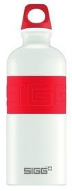 Бутылка для воды Sigg CYD Pure White Touch – красная, 0,6 л (8540.50)