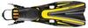 Ласты с открытой пяткой Mares Volo Power, желтые (410008/YL)