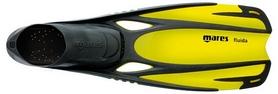 Ласты с закрытой пяткой Mares Fluida, желтые (410329.YL)
