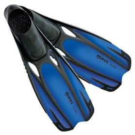 Ласты с закрытой пяткой Mares Fluida, синие (410329.BL)