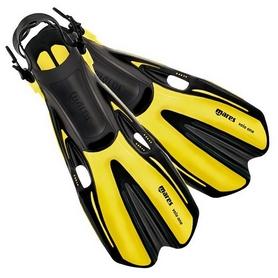 Ласты с открытой пяткой Mares Volo One, желтые (410330/YL)