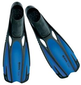 Ласты с закрытой пяткой Mares Fluida Jr, синие (410336.BL)