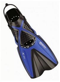 Ласты с открытой пяткой Mares X-One, синие (410337.SABL)