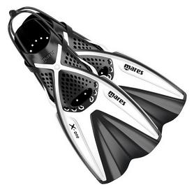 Ласты с открытой пяткой Mares X-One, белые (410337/WH)