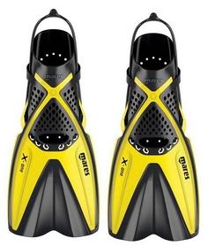 Ласты с открытой пяткой Mares X-One, желтые (410337/YL)