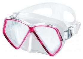 Маска для плавания детская Mares Zephir, розовая (411324/PK.CL)