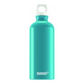 Бутылка для воды Sigg Fabulous – голубая, 0,6 л (8447.10)