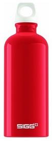 Бутылка для воды Sigg Fabulous – красная, 0,6 л (8446.80)