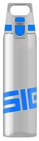 Бутылка для воды Sigg Total Clear One - синяя, 0,75 л (8633.80)