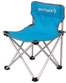 Стул складной KingCamp Compact Chair M, голубой (KC3802_BL)