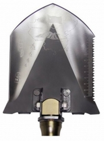 Лопата тактическая мультифункциональная Kyson KS-802