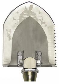 Лопата тактическая мультифункциональная Kyson KS-804