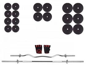 Штанга наборная Fit-On, 118 кг (HD-002404)