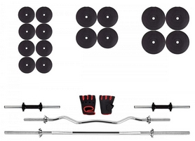 Набор Fit-On штанга и гантели, 100 кг (HD-002400)