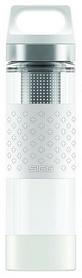 Термофляга Sigg H&C Glass WMB - белая, 0,4 л (8539.40)