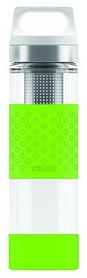 Термофляга Sigg H&C Glass WMB - зеленая, 0,4 л (8555.80)