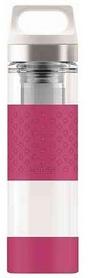 Термофляга Sigg H&C Glass WMB - фиолетовая, 0,4 л (8599.00)