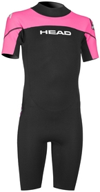 Гидрокостюм детский Head Ranger JR 1,5 мм, розовый (452383  PK)