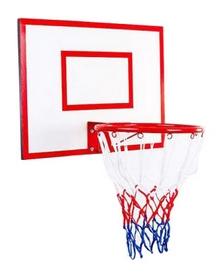 Щит баскетбольный детский с кольцом и сеткой Newt Jordan, 600х450 мм (NE-MBAS-1-300G)