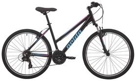 "Велосипед горный Pride Stella 6.1 2018 - 26"", рама - L, черный (SKD-37-11)"