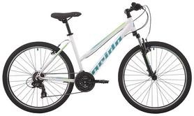 "Велосипед горный Pride Stella 6.1 2018 - 26"", рама - M, белый (SKD-49-78)"