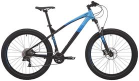 "Велосипед горный Pride Savage 7.2 2018 - 27,5"", рама - L, черный (SKD-55-30)"