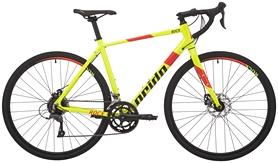 """Велосипед шоссейный Pride Rocx 8.1 2018 - 28"""", рама - S желтый (SKD-72-83)"""