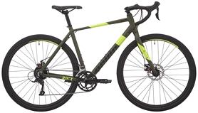 "Велосипед шоссейный Pride Rocx 8.2 2018 - 28"", рама - M, хаки (SKD-29-27)"