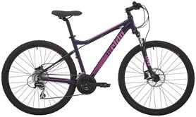 "Велосипед горный Pride Stella 7.3 2018 - 27,5"", рама - S, темно-синий (SKD-89-28)"