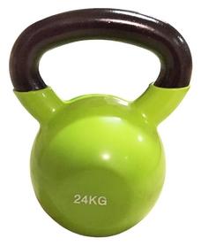 Гиря виниловая Spart, 24 кг (DB2174-24R)