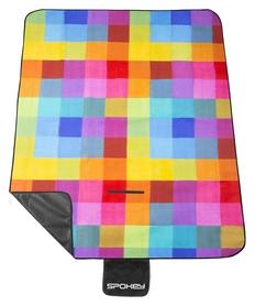 Коврик для пикника Spokey Picnic Blanket Colour, разноцветный (83017)