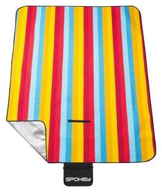 Коврик для пикника Spokey Picnic Blanket Grain, красный (839638)