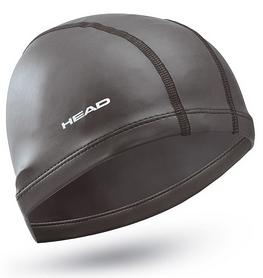 Шапочка для плавания Head Lycra Silicone, черная (455000.BK)
