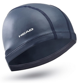 Шапочка для плавания Head Lycra Silicone, синяя (455000.NV)