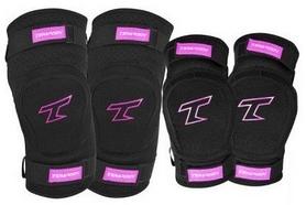 Защита для катания (комплект) Tempish Bing - розовый (102000010)
