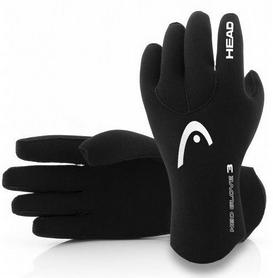 Перчатки неопреновые Head Neo Glove, 3 мм (455221 BK)