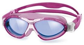 Очки для плаванья Head Monster Junior, розовые (451016/MGWHBL)