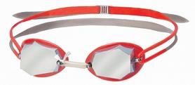 Очки для плавания Head Diamond, красные (451054/SI.RD.RD)