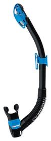 Трубка для дайвинга Mares Rebel Dry, синяя (411487.BKBLSA)