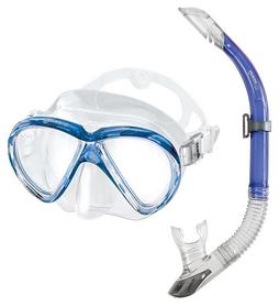 Набор для дайвинга детский (маска+трубка) Mares Marea, синий (411720/BL)